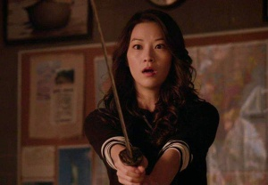 Teen Wolf Arden Cho Leaving