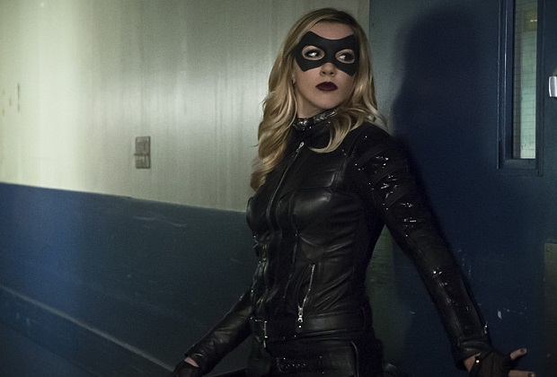 The Flash Katie Cassidy