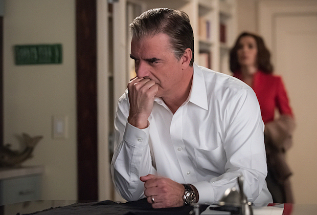 Good Wife Peter Arrested