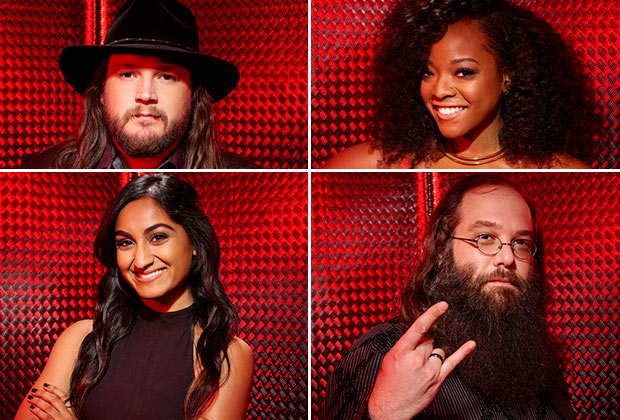 The Voice Top 24