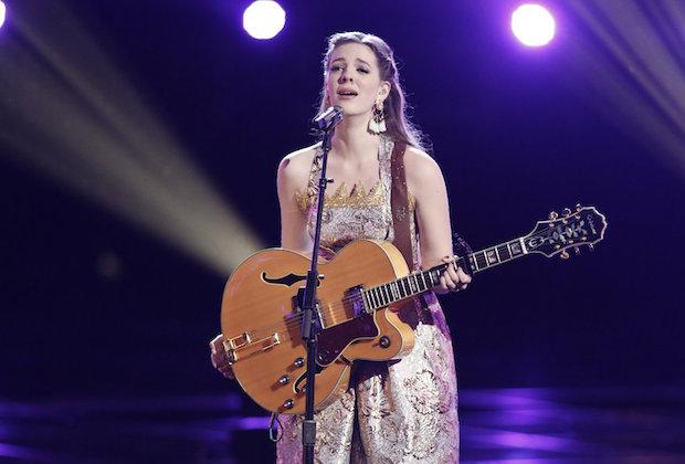 The Voice Emily Keener
