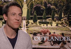 Outlander Tobias Menzies Video Randall