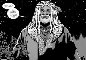 The Walking Dead Season 7 Ezekiel