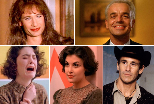 Twin Peaks Revival Cast List