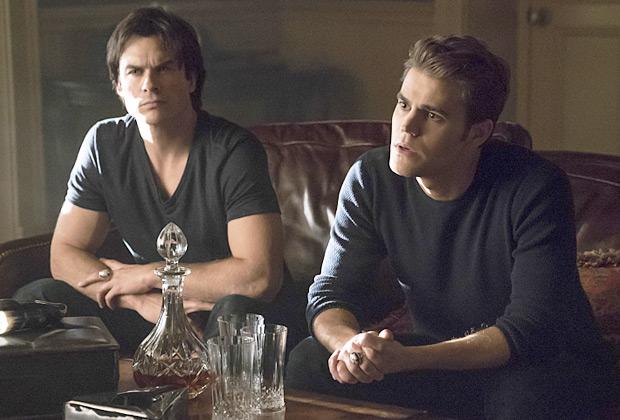 The Vampire Diaries Ending