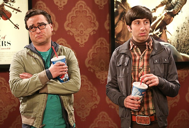 Big Bang Theory Ratings