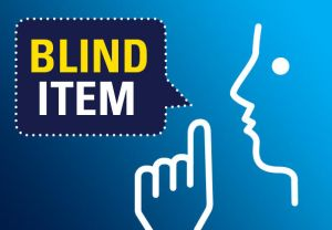 Blind Item Time Jump