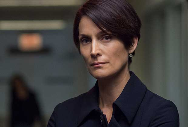 Carrie-Anne Moss Iron Fist