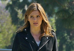 Castle Stana Katic Leaving
