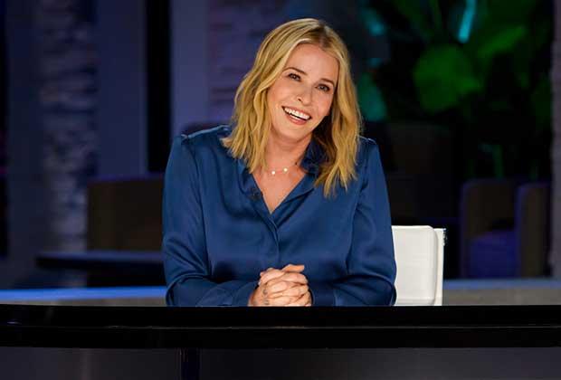 Chelsea Handler Netflix Talk Show