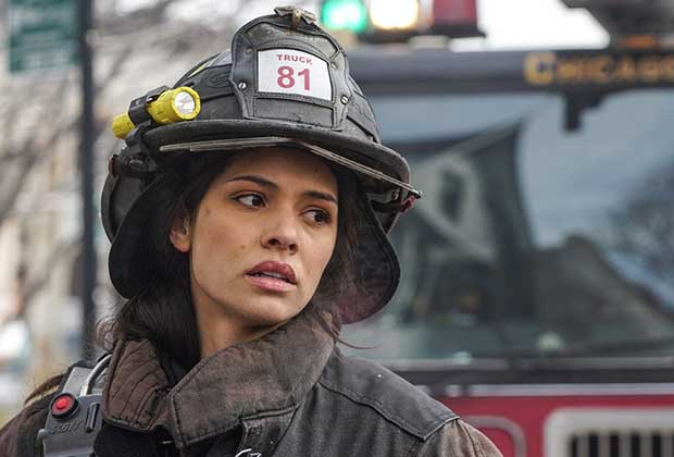 Miranda Rae Mayo Chicago Fire