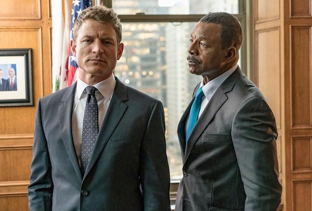 Chicago Justice Series Order NBC