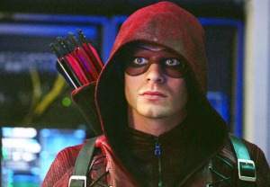 Arrow Colton Haynes Returns