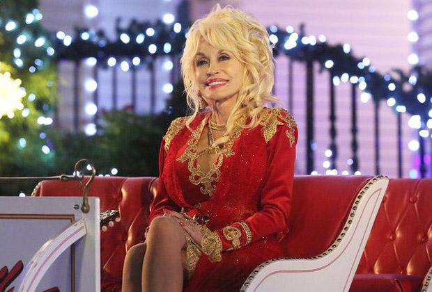 Dolly Parton Christmas Movie
