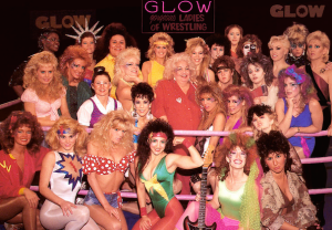 GLOW TV Series