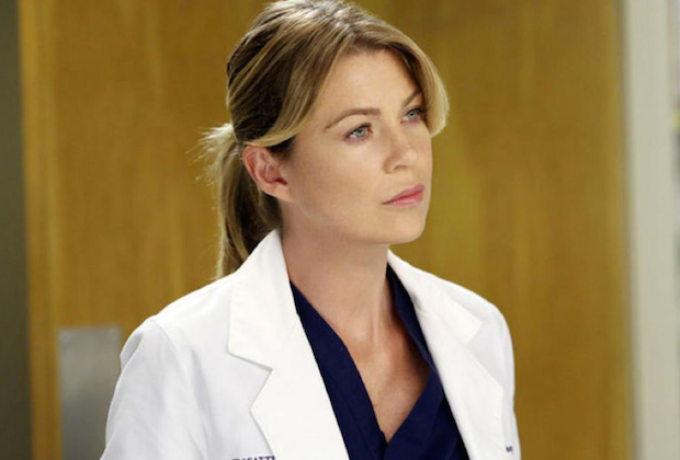 Grey's Anatomy Meredith and Nathan