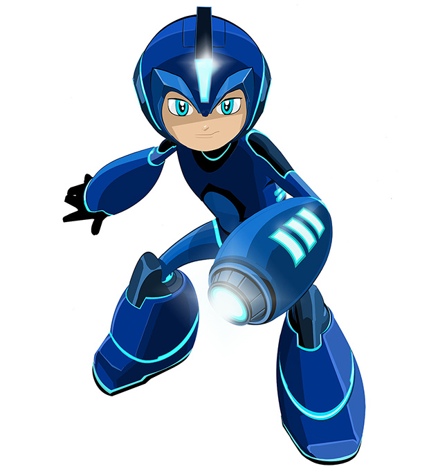 Mega Man New TV Series