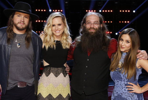 the voice predictions