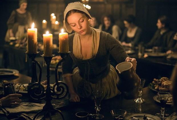Outlander Laoghaire Return Season 2