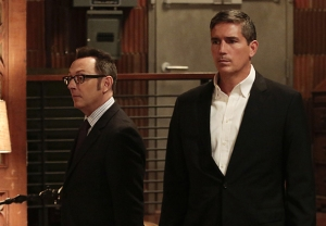 Person of Interest Root Dies