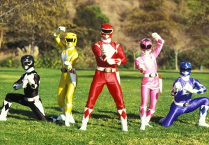 Power Rangers Movie Costumes