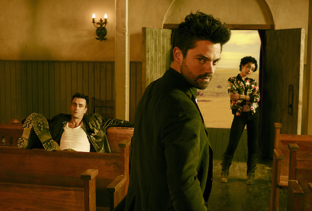 Preacher Season 1 Photos