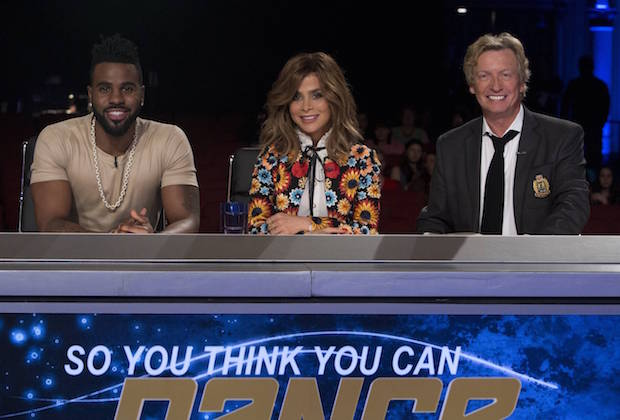SO YOU THINK YOU CAN DANCE Premiere Ratings