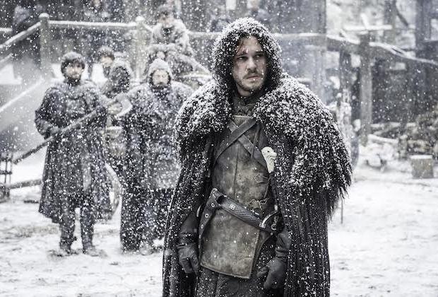 Game of Thrones Jon Snow Alive