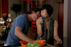 JERRY O'CONNELL, YUNJIN KIM