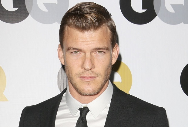 Alan Ritchson Blood Drive