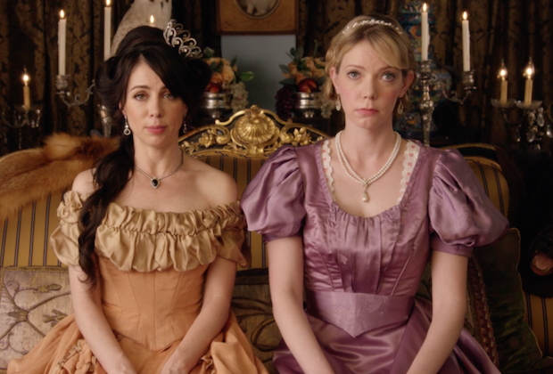 Another Period Guest Stars