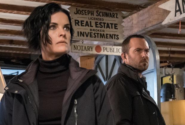 Blindspot Season 2 Premiere Date