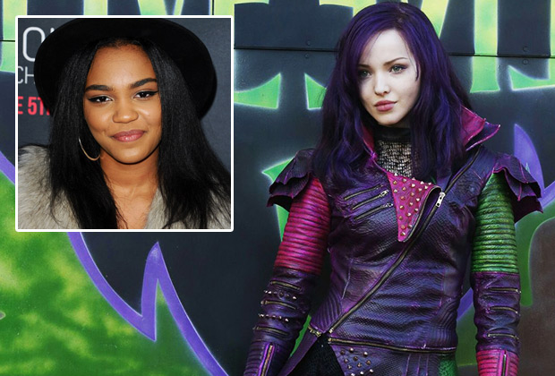 Descendants 2 China Anne McClain