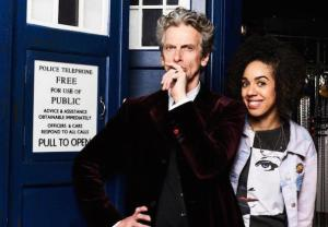 Doctor Who Lead Offered to Black Actor