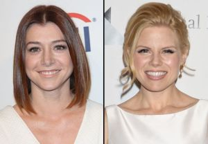 The First Wives Club Alyson Hannigan Megan Hilty