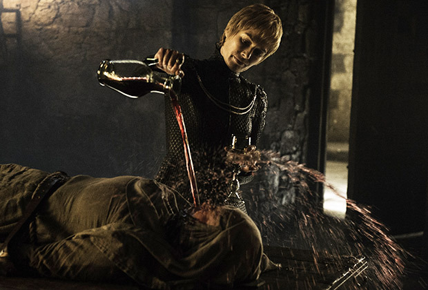 GoT Cersei Without Heirs