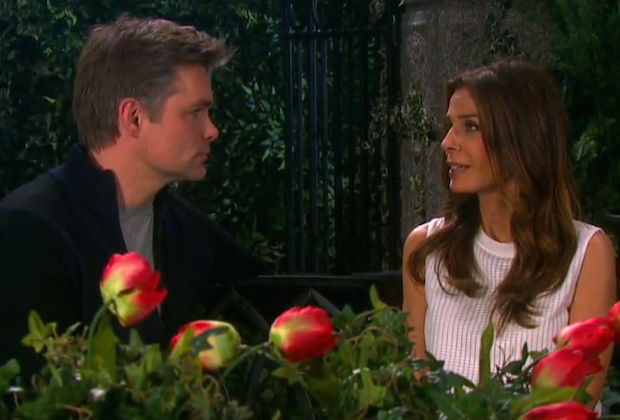 Days of Our Lives Hope Aiden Date With Disaster
