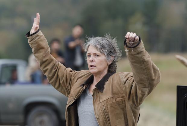 In Defense of The Walking Dead's Carol