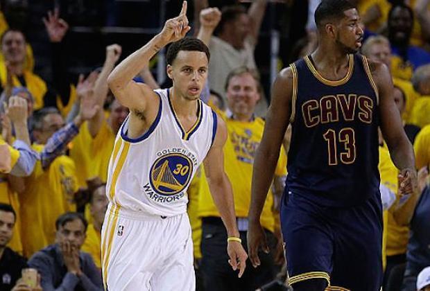NBA Finals Ratings Game 1