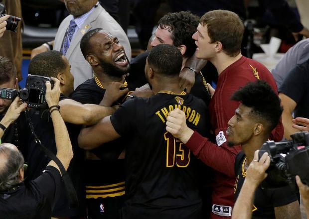 NBA Finals Ratings game 7