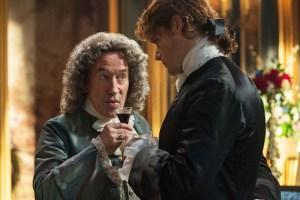 Outlander Season 2 Episode 11 Murtagh Kills Jamie