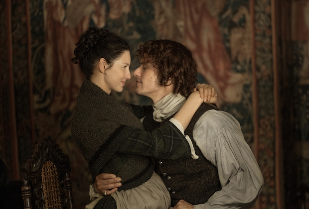 Outlander Renewed Season 3 4