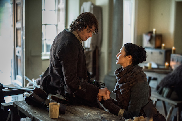 Outlander Recap Season 2 Episode 12 Randall Mary Marry