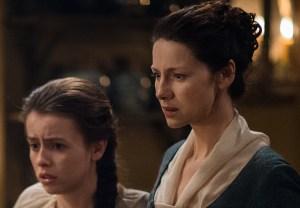Outlander Season 2 Episode 11 Murtagh Kills Sandringham