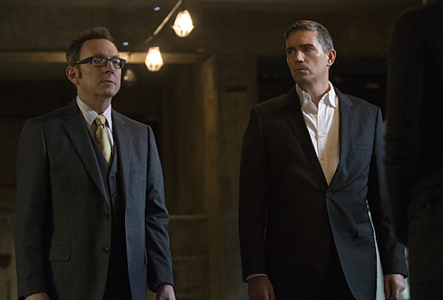 Person of Interest Reese Dies