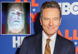 Power Rangers Movie Bryan Cranston