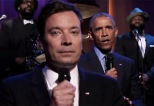 President Obama Tonight Show