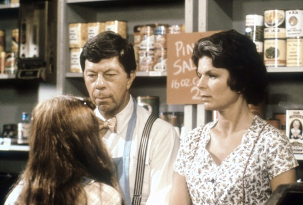 Ronnie Claire Edwards Dead The Waltons