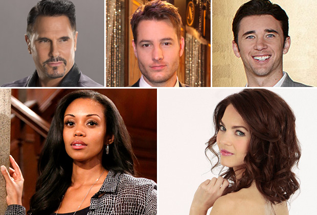 12 Soap Characters Heading for Hot Summers