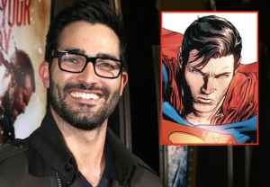 Supergirl Cast Superman Hoechlin